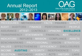 Annual report 2012-13 cover
