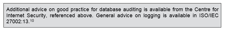 Additional advice