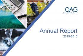annual report 15-16 cover