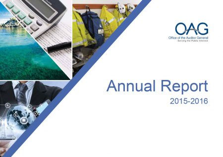 annual report 15-16 cover