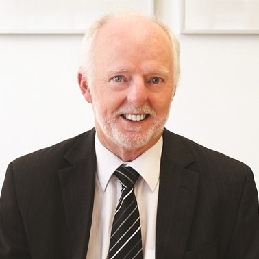 Former auditor general Colin Murphy